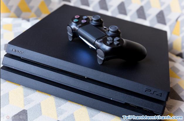 Cách cài ổ cứng SSD cho máy chơi game PS4 và PS4 Pro (Phần II) + Hình 2