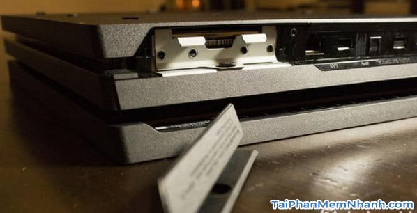 Cách cài ổ cứng SSD cho máy chơi game PS4 và PS4 Pro (Phần II) + Hình 3
