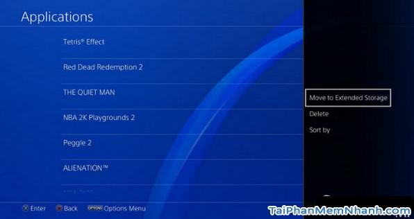 Cách cài ổ cứng SSD cho máy chơi game PS4 và PS4 Pro (Phần II) + Hình 17