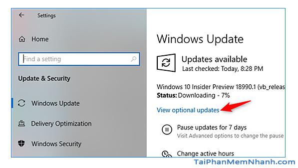 Phiên bản Windows 10 20H1 Update có gì mới ? + Hình 2