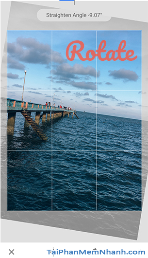 Những công cụ, bộ lọc bạn cần biết trên ứng dụng Snapseed + Hình 5
