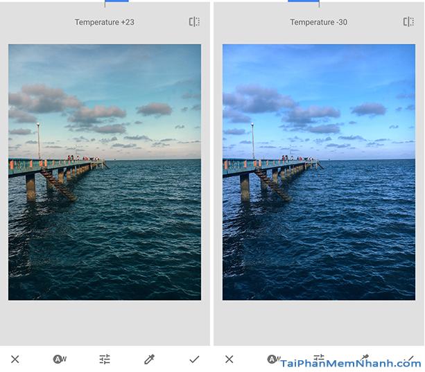 Những công cụ, bộ lọc bạn cần biết trên ứng dụng Snapseed + Hình 8