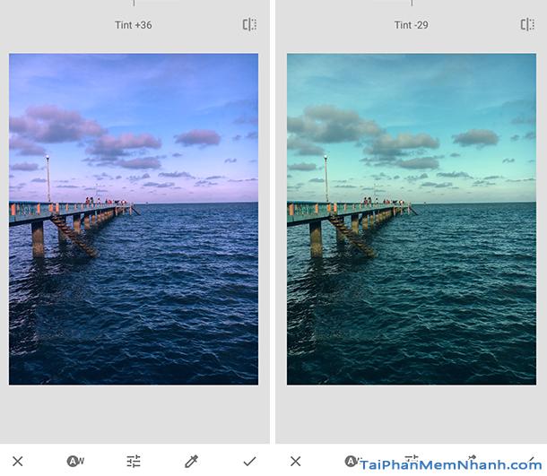 Những công cụ, bộ lọc bạn cần biết trên ứng dụng Snapseed + Hình 9
