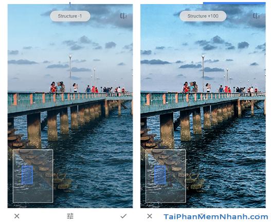 Những công cụ, bộ lọc bạn cần biết trên ứng dụng Snapseed + Hình 13