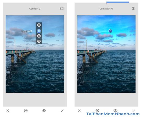 Những công cụ, bộ lọc bạn cần biết trên ứng dụng Snapseed + Hình 16