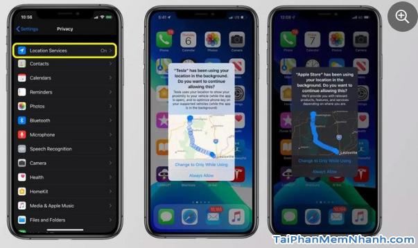 Tổng hợp những tính năng mới trên iOS 13, iPadOS 13 + Hình 14
