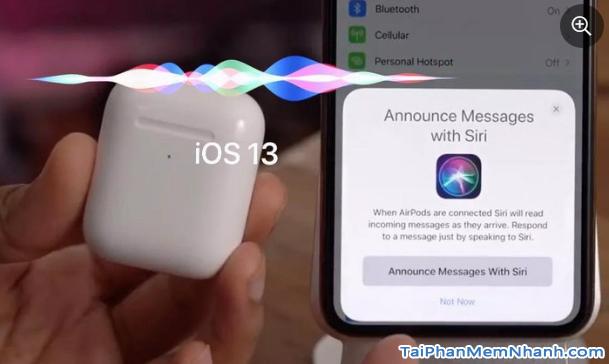 Tổng hợp những tính năng mới trên iOS 13, iPadOS 13 + Hình 16