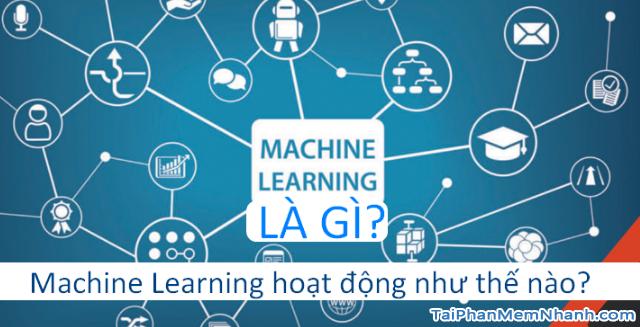 Machine Learning là gì? Machine Learning hoạt động như thế nào? + Hình 1