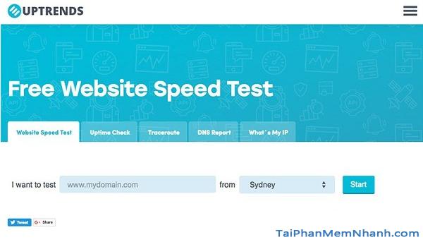 TOP 10 chương trình kiểm tra tốc độ web free năm 2020 + Hình 13
