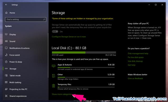 Reserved Storage là gì? Nên vô hiệu hóa Reserved Storage không? + Hình 5