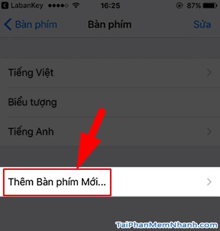 Đặt ảnh cá nhân làm giao diện bàn phím Android và iOS + Hình 15
