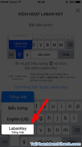 Đặt ảnh cá nhân làm giao diện bàn phím Android và iOS + Hình 18