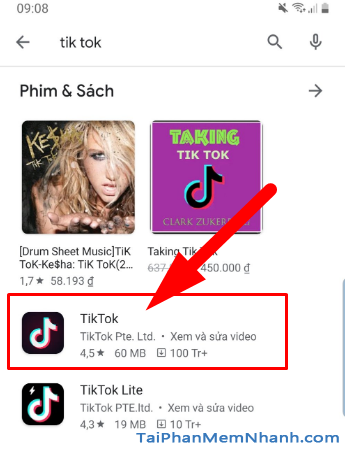 Tải cài đặt ứng dụng Tik Tok cho điện thoại Android + Hình 8