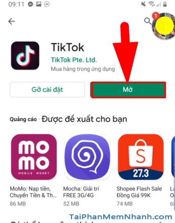 Tải cài đặt ứng dụng Tik Tok cho điện thoại Android + Hình 12