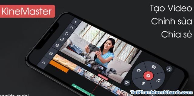 Tải KineMaster - Ứng dụng chỉnh sửa video cho Android + Hình 5
