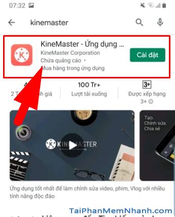 Tải KineMaster - Ứng dụng chỉnh sửa video cho Android + Hình 10