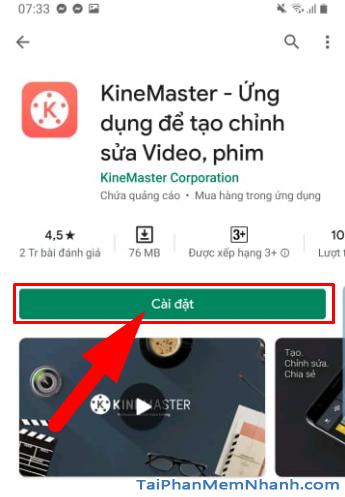 Tải KineMaster - Ứng dụng chỉnh sửa video cho Android + Hình 11