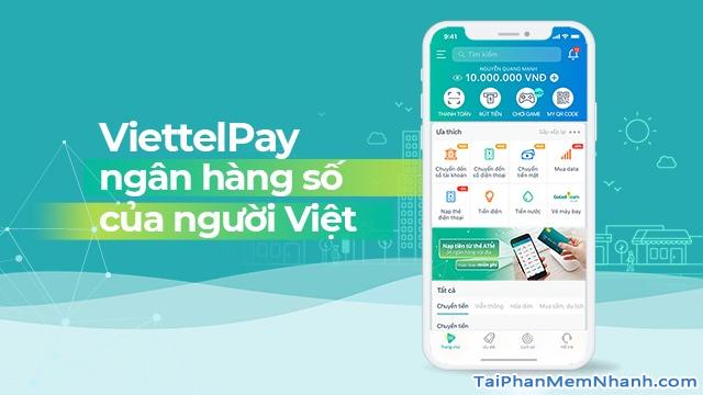 Tải cài đặt ứng dụng ViettelPay cho điện thoại Android + Hình 2