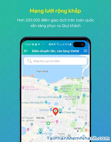 Tải cài đặt ứng dụng ViettelPay cho điện thoại Android + Hình 7