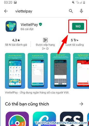 Tải cài đặt ứng dụng ViettelPay cho điện thoại Android + Hình 14