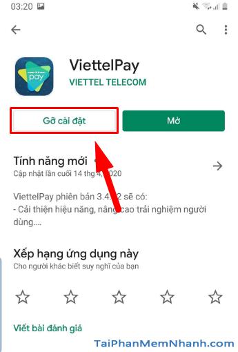 Tải cài đặt ứng dụng ViettelPay cho điện thoại Android + Hình 17