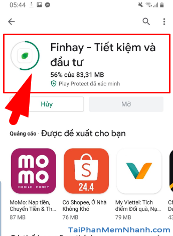 Tải cài đặt ứng dụng FinHay cho điện thoại Android + Hình 11