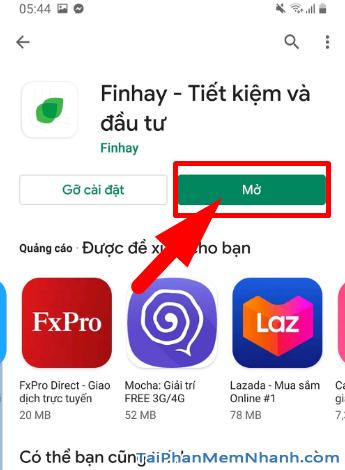 Tải cài đặt ứng dụng FinHay cho điện thoại Android + Hình 13