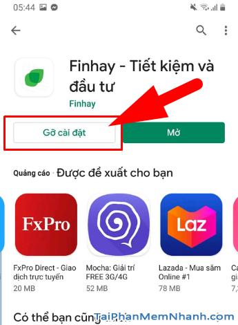 Tải cài đặt ứng dụng FinHay cho điện thoại Android + Hình 15