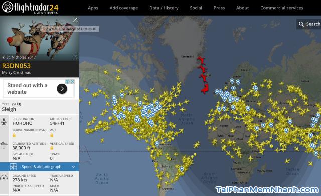 Cách theo dõi chuyến bay của người thân trên Flightradar24 + Hình 8