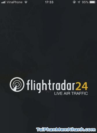Tải cài đặt phần mềm Flightradar24 cho iPhone, iPad + Hình 17