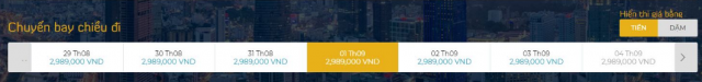 Hướng dẫn đặt vé máy bay online trên trang web Vietnam Airlines + Hình 8