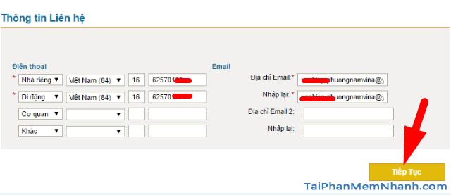 Hướng dẫn đặt vé máy bay online trên trang web Vietnam Airlines + Hình 15