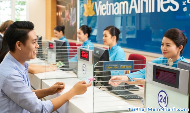 Hướng dẫn lấy thưởng dặm Bông Sen Vàng VietNam Airlines + Hình 2