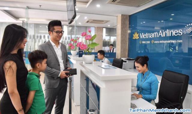 Hướng dẫn lấy thưởng dặm Bông Sen Vàng VietNam Airlines + Hình 7
