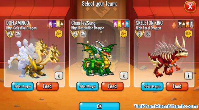 Hướng dẫn tải cài đặt game Dragon City cho máy tính + Hình 4