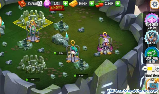Hướng dẫn tải cài đặt game Dragon City cho máy tính + Hình 5
