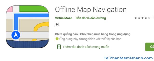 TOP 5 ứng dụng bản đồ thay thế Google Maps nên thử + Hình 6