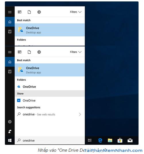 Khái niệm Onedrive trong Windows 10 + Hình 7