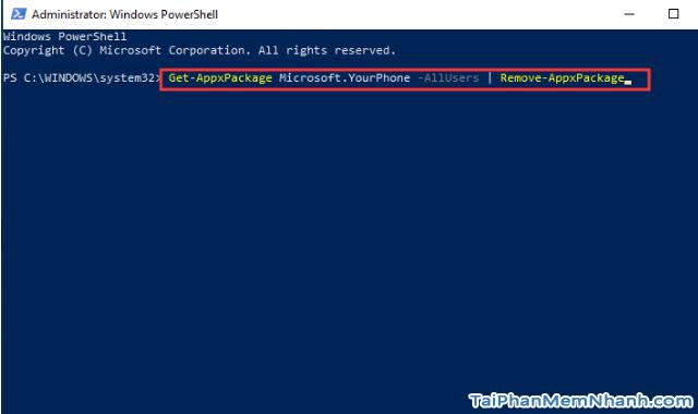Tìm hiểu tiến trình YourPhone.exe trong Windows 10 + Hình 7
