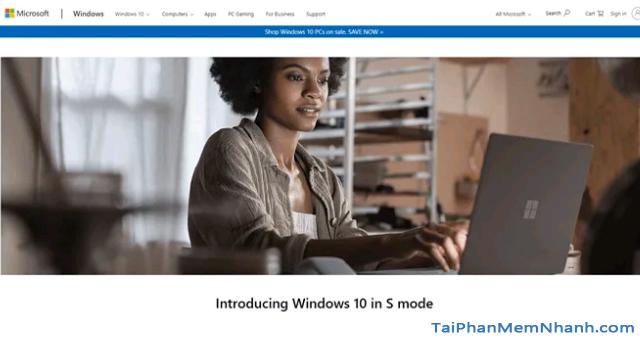 Hướng dẫn cách kích hoạt S-Mode trên file ISO Windows 10 + Hình 2