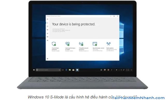 Hướng dẫn cách kích hoạt S-Mode trên file ISO Windows 10 + Hình 3