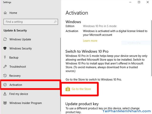 Hướng dẫn cách kích hoạt S-Mode trên file ISO Windows 10 + Hình 8
