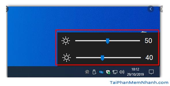 Cách tạo phím tắt Tăng - Giảm độ sáng màn hình PC + Hình 4
