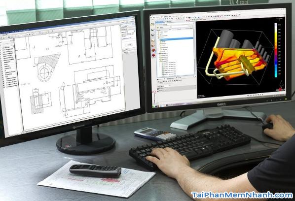 TOP 10 phần mềm thiết kế CAD miễn phí trên Windows 10 + Hình 2