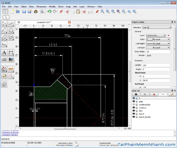 TOP 10 phần mềm thiết kế CAD miễn phí trên Windows 10 + Hình 10