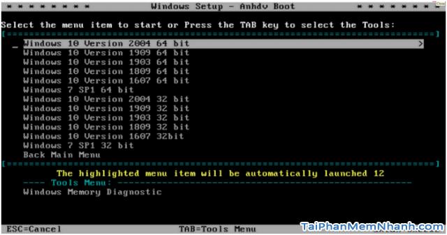 Anhdv Boot 2020 v2.0 - Hướng dẫn cách tạo USB Boot + Hình 3