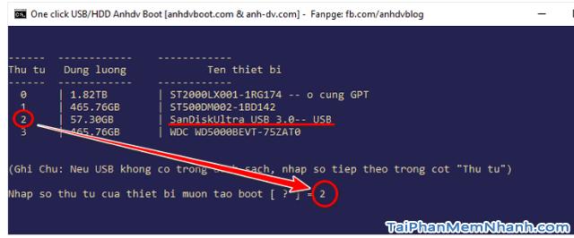Anhdv Boot 2020 v2.0 - Hướng dẫn cách tạo USB Boot + Hình 4