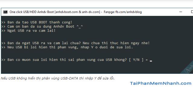 Anhdv Boot 2020 v2.0 - Hướng dẫn cách tạo USB Boot + Hình 12