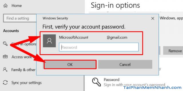Ba cách đặt lại mã PIN trên Windows 10 khi bị quên + Hình 9