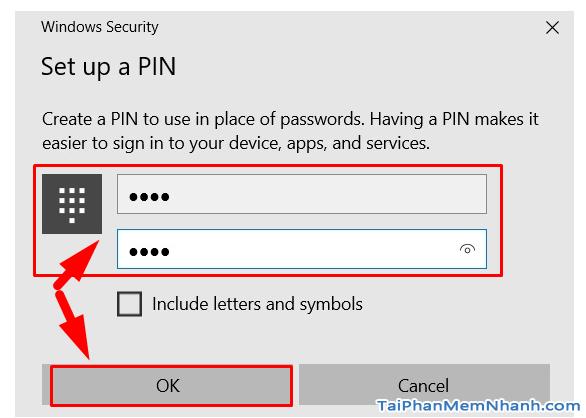 Ba cách đặt lại mã PIN trên Windows 10 khi bị quên + Hình 13